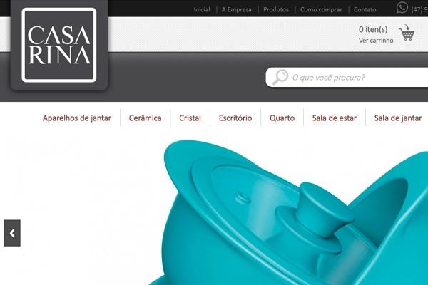 E-commerce da Casarina