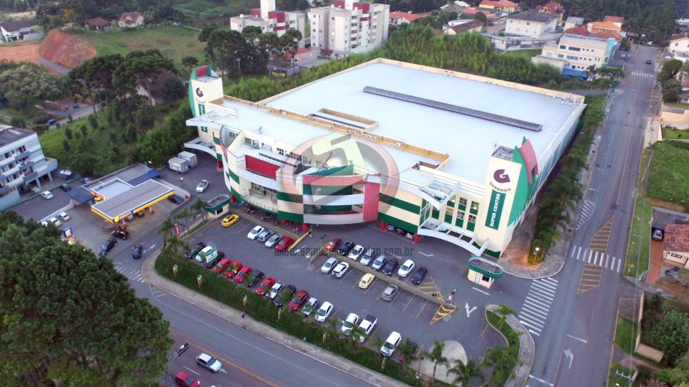 Foto tirada com Drone em São Bento do Sul