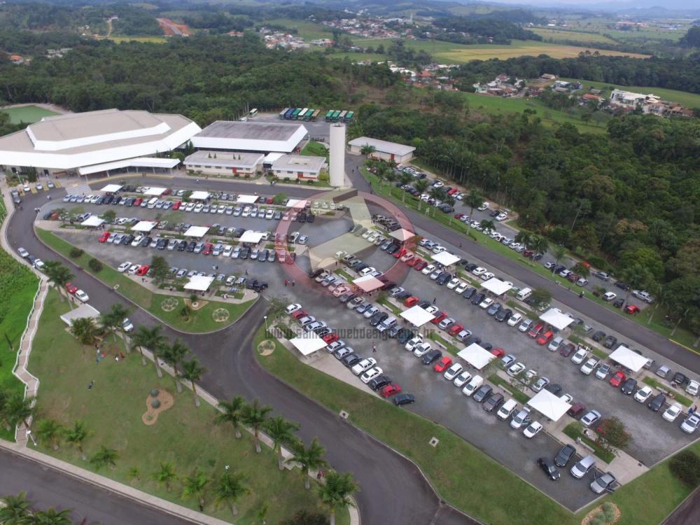 Foto tirada com Drone em Itajaí