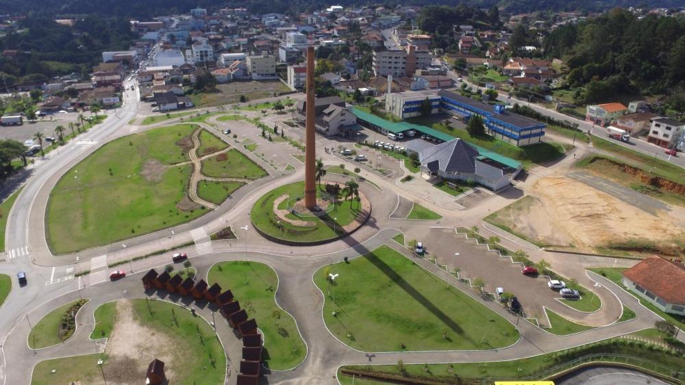 Foto tirada com Drone em Rio Negrinho